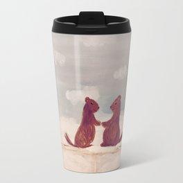 Marmots Love Travel Mug
