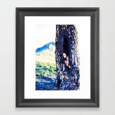 Life Obscurer Framed Art Print