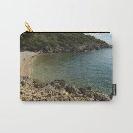 Hidden beach Carry-All Pouch