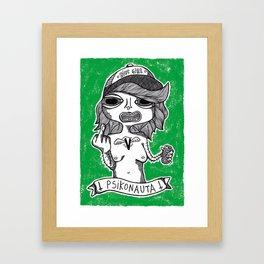 """""""Fuck you"""" Framed Art Print"""