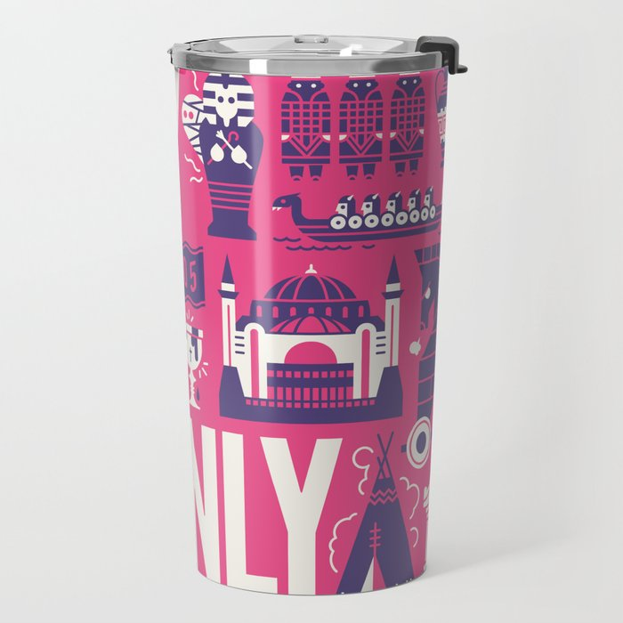 History is ... Travel Mug