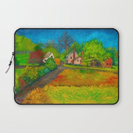 Starr From the Upstairs Window Laptop Sleeve