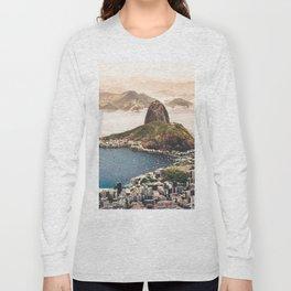 Rio de Janeiro Brazil Long Sleeve T-shirt