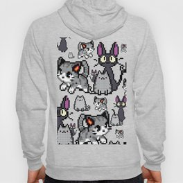 Cat and kitten 5 Hoody