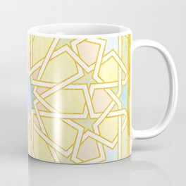 Moroccan tiling, Fès. Coffee Mug