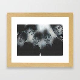 Gangs Framed Art Print