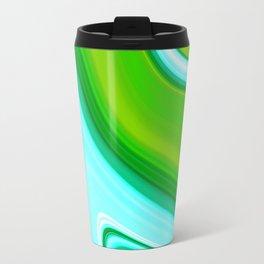Abstract Fluid 13 Travel Mug
