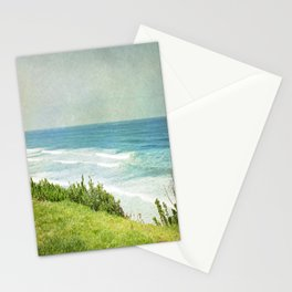 To the West - California Coast Stationery Cards