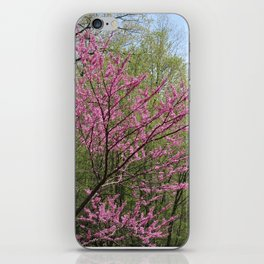 Blooming Woodland iPhone Skin