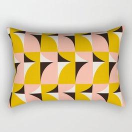 Modern Geometric_001 Rectangular Pillow