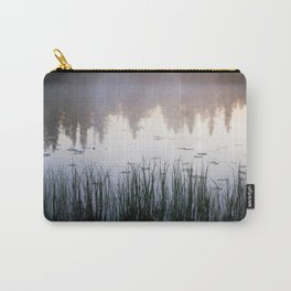 mist on the lake Carry-All Pouch