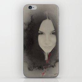 """my pride,my prejudice and me"" iPhone Skin"