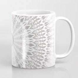 Taupe Mandala Coffee Mug