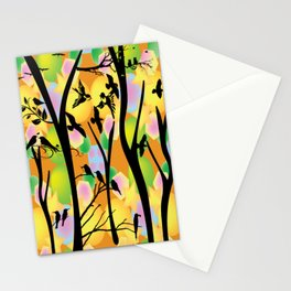 """"""" Bird Menagerie """" Stationery Cards"""