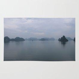 Ha Long Bay Mist Rug