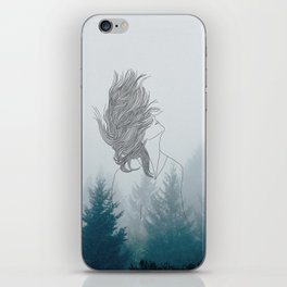 Built From Fire iPhone Skin