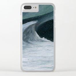 Vast Expanse Clear iPhone Case