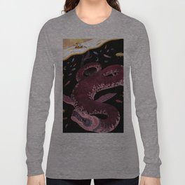 Always a Bigger Fish Long Sleeve T-shirt