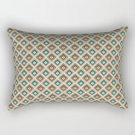 Triangles abstract Rectangular Pillow
