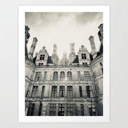 Chambord Art Print