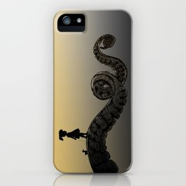 The lost one. iPhone Case
