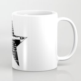 Bowie 2019-1 Coffee Mug