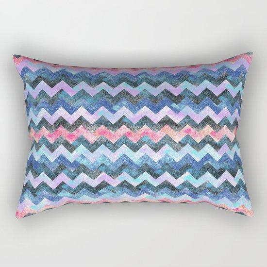 Zig Zag Chevron Rectangular Pillow