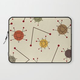 Atomic Era Autumn Laptop Sleeve