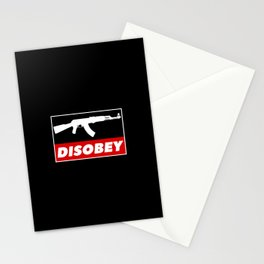 DISOBEY Stationery Cards
