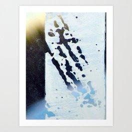 Mend IV Art Print