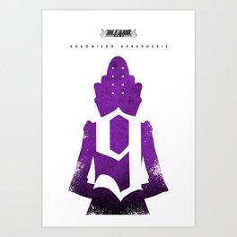 Espada #9 Aaroniero Arruruerie Art Print