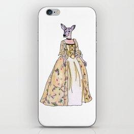 Lady Deer iPhone Skin