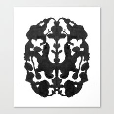 My Brain Hurts Canvas Print