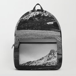 Trevenque. After The Snowstorm. Backpack
