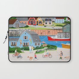 A Day with Dad Laptop Sleeve