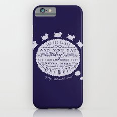 Why Not? iPhone 6s Slim Case