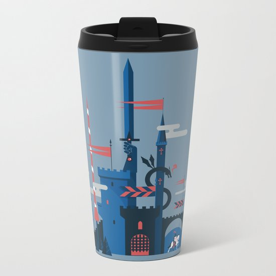 Myth & Legend Metal Travel Mug