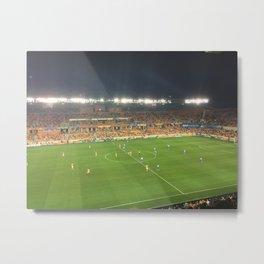 Houston Dynamo versus FC Dallas - 2016 Metal Print