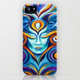 Creative Flow iPhone Case