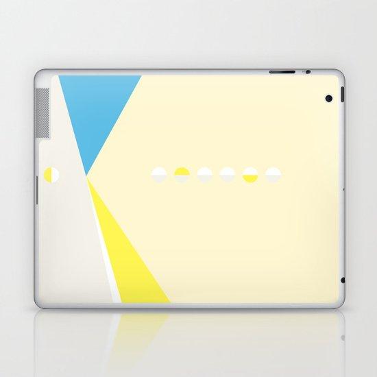 Slice Dice 03 Laptop & iPad Skin