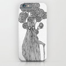the old treebeard & the blind owl iPhone 6s Slim Case
