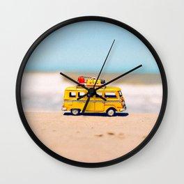 Tiny Journey Wall Clock
