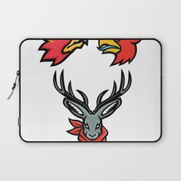 Mythical Creatures Mascot Collection Laptop Sleeve