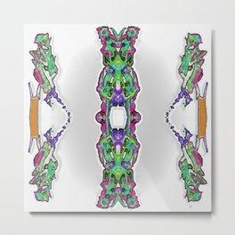 Gatekeepers Metal Print