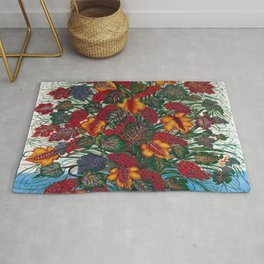 Seraphine Louis The Large Bouquet Rug