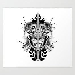 LK Art Print
