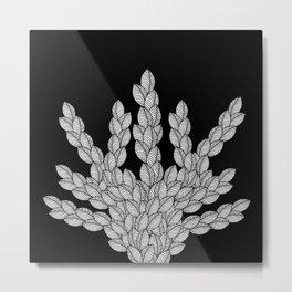 Leaf 12 Metal Print