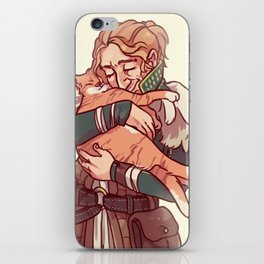 """""""Who's the Pretty Kitty?"""" iPhone Skin"""