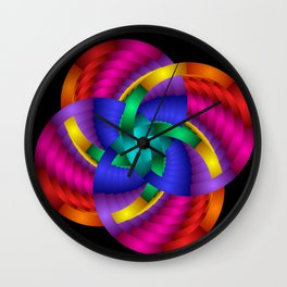 for curtains and more -a- Wall Clock