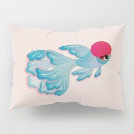 Red cap Oranda 2 Pillow Sham